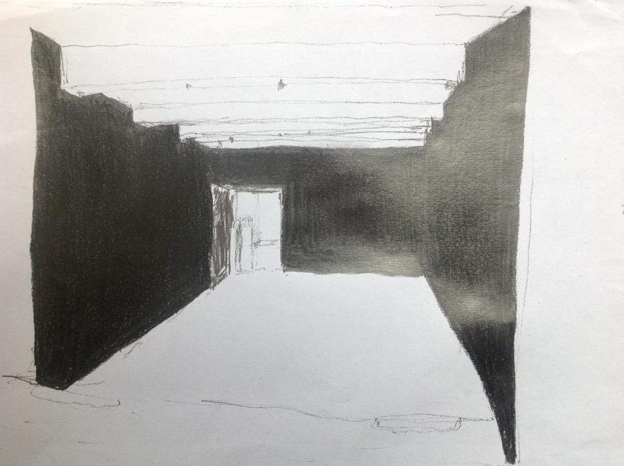 Drawing towards Hilbre
