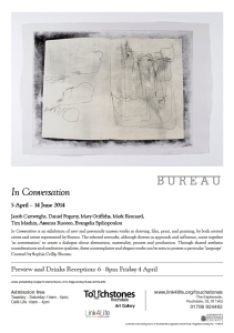 Bureau_In Conversation_Exhibition eFlyer_FINAL